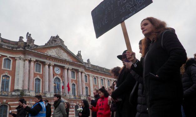 Après les étudiants, les professeurs de Sciences Po Toulouse se mobilisent à leur tour