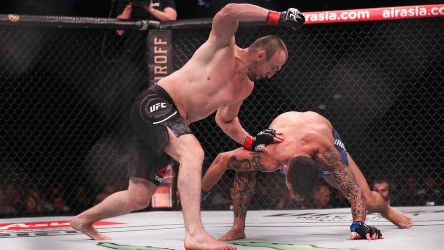 Légalisation de la phase initiale de MMA en France