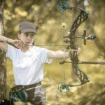 Aurore Delbosc, l'équipe de France de tir-à-l'arc en ligne de mire