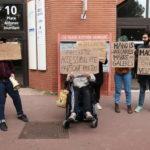 Handicap : manifester pour plus d'autonomie