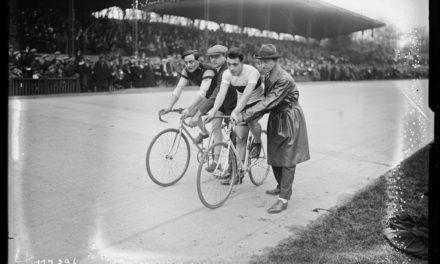 Rétro'Sport en images : 29 mars 1937, Georges Paillard pédale à toute allure