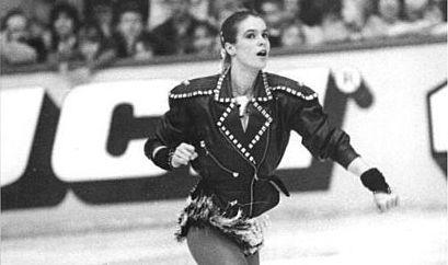 Rétro'sport en images : 26 mars 1988, Katarina Witt brille sur la glace