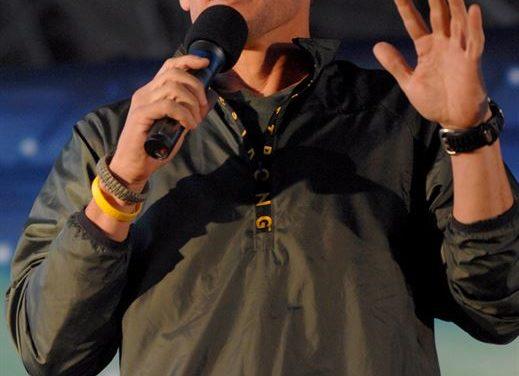Retro'Sport en images: 18 avril 2005, le premier retrait d'Armstrong