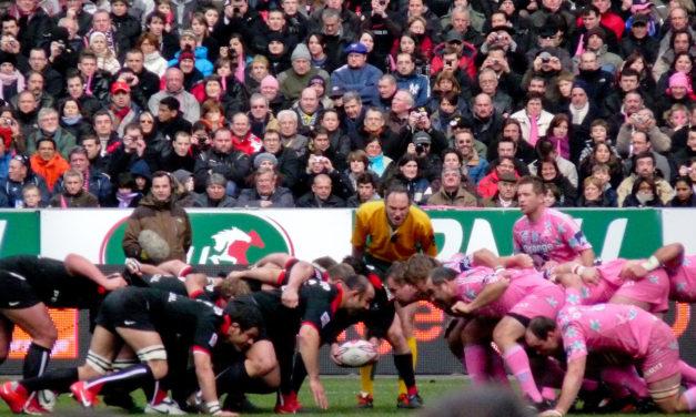 Retro'Sport en images: 24 Avril 2005 Toulouse fait chuter Leicester avant le sacre