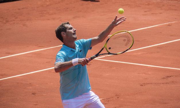 Retro'Sport en images. 15 avril 2005, Richard Gasquet, 18ans, fait tomber Roger Federer