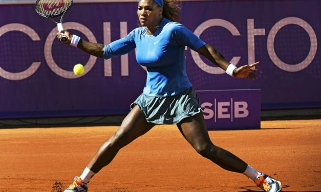 Rétro'Sport en images : 7 avril 2012, Serena Williams empile les victoires