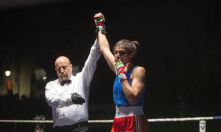 Retro'sport en images : 13 avril 2019, Sadam Khadem boxe les interdits