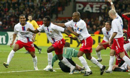 Retro'Sport en images:  21 Avril 2007, l'OL puissance 6