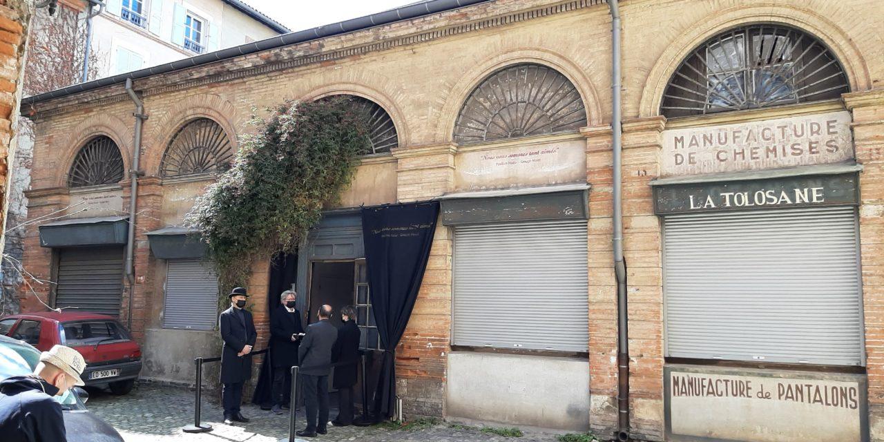 Le groupe de théâtre Merci dit adieu à son pavillon Mazar