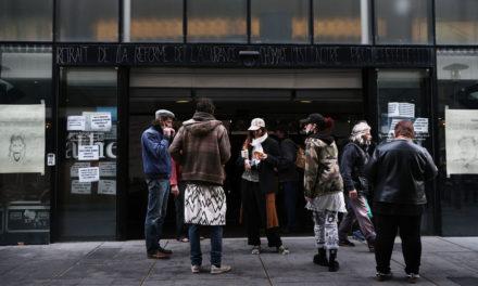 Occupation du Pôle Emploi : un film en trois actes