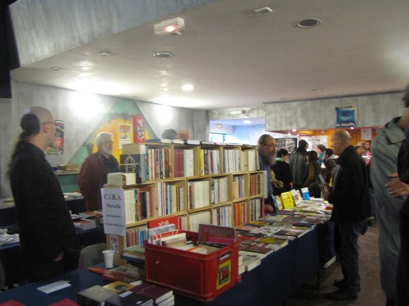Anarphabête, un salon du livre libertaire
