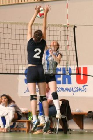 De l'espoir pour les volleyeuses de l'UT1 Capitole