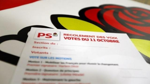 Élection PS: Désir l'avenir?