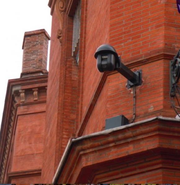 Toulouse vidéo surveillée