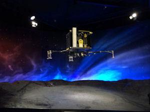 Mission Rosetta : un grand pas pour l'humanité?