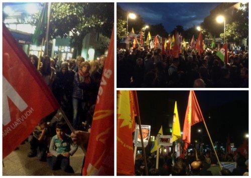 Attentats d'Ankara : la colère des kurdes toulousains