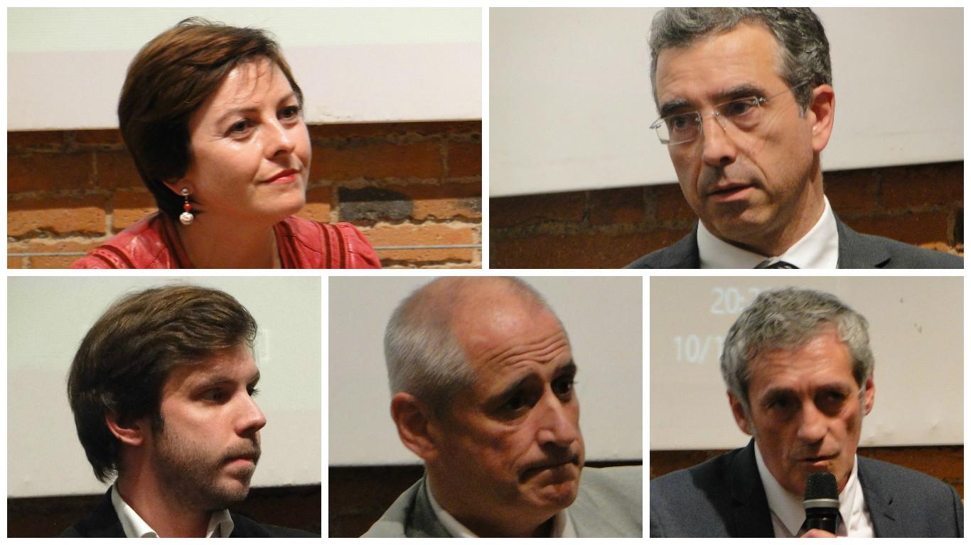 Elections régionales 2015 : Débat entre 5 candidats en Languedoc-Roussillon-Midi-Pyrénées