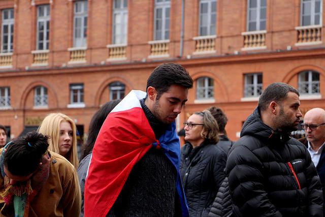 Photos. Hommage toulousain aux victimes des attentats