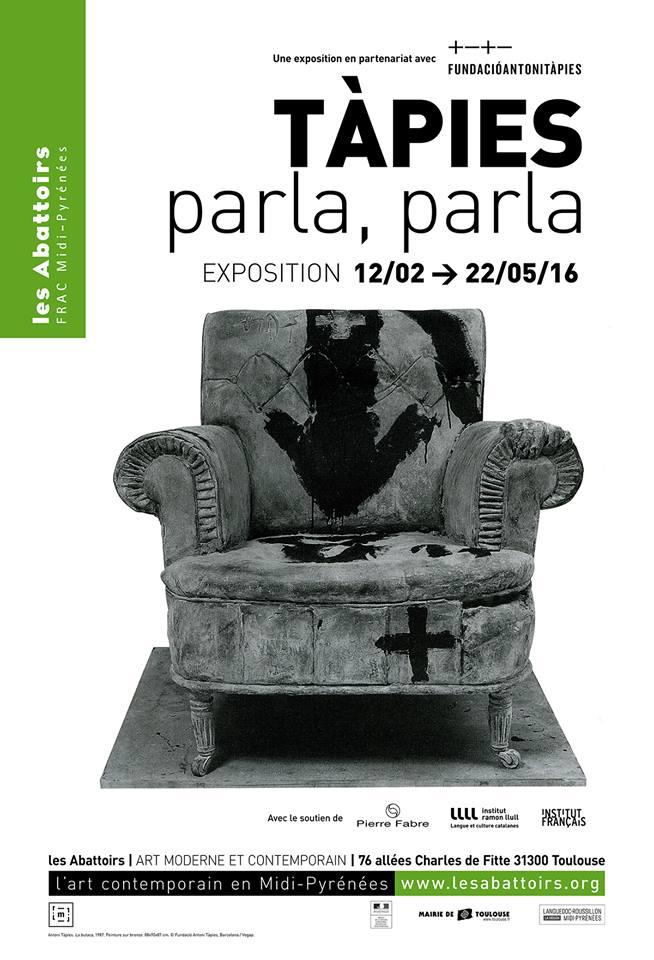 [Vidéo] Le Musée des Abattoirs présente sa nouvelle collection «Antoni Tàpies: Parla, parla»