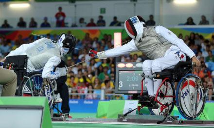 Jeux Paralympiques : «Nous ne sommes pas habitués à être autant médiatisés»