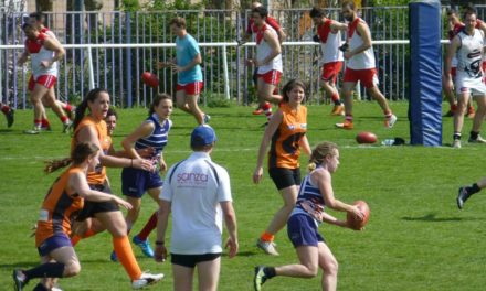 Le football australien, un sport en plein essor
