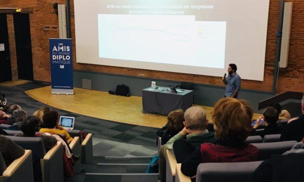 Une conférence sur l'usage des réseaux sociaux : démagogie pour Nikos Smyrnaios