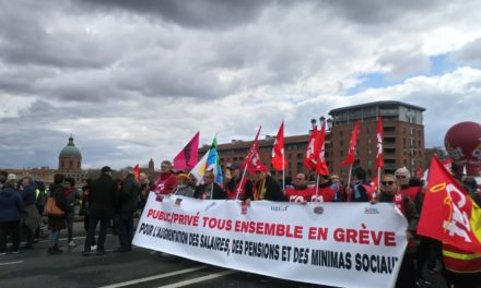 Enseignants en péril : mobilisation lors de la grève générale