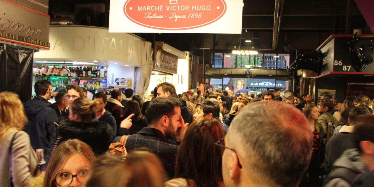 Marché Victor Hugo : plutôt saucisson ou fromage ?
