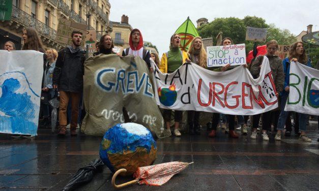 [PODCAST] À Toulouse, les jeunes de 7 à 77 ans marchent pour le climat