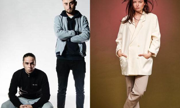 Une salle, deux ambiances : quand le rap français rencontre la pop allemande