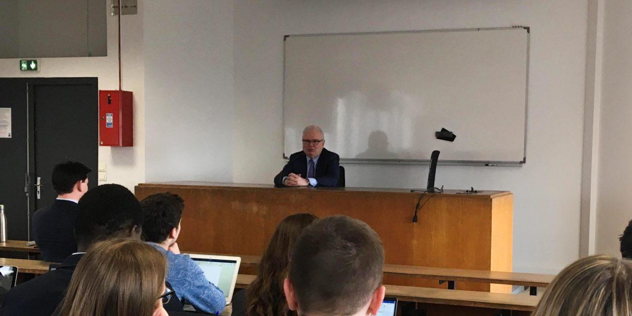 Patrick Gérard, directeur de l'ENA : «C'est facile de dire que c'est la faute de l'ENA»