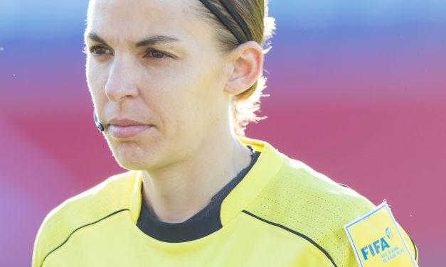 Rétro'Sport en images. 28 avril 2019, Coup de sifflet féminin sur la Ligue 1