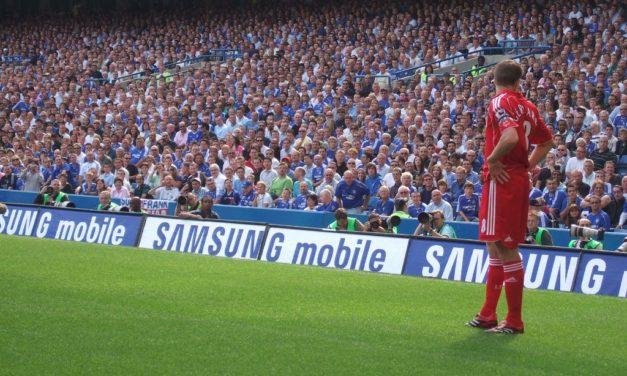 Retro'Sport en images: 27 Avril 2014, le jour où Liverpool dit adieu au titre en Premier League
