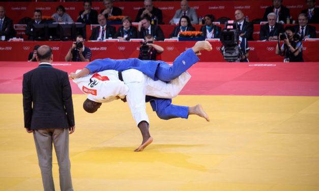 Retro'sport en images : 26 avril 2014, la France met l'Europe du judo à genou