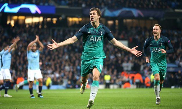 Retro'sport en images : 17 avril 2019, Tottenham et la VAR assomment City dans un match d'anthologie