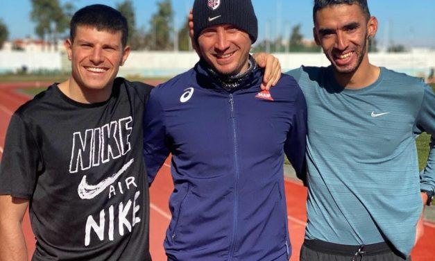 Athlétisme : Djilali Bedrani et Benjamin Robert, un duo gagnant