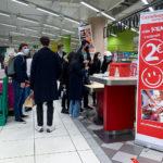 Des menus étudiants au Carrefour Market Compans : « à 2€, il faut en profiter ! »